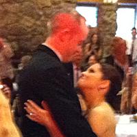 Wedding: Ashleigh and Sean at Arrowhead Lodge, Brewerton, 9/28/13