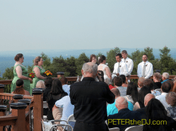 Great location for a ceremony!