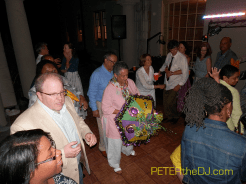"""Time for """"the Second Line,"""" a Louisiana tradition led by Boni's family"""