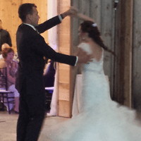 Wedding: Aubrey and Bill at Wolf Oak Acres, Oneida, 7/25/15