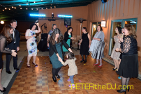 One of the younger guests enjoys some time on the dance floor