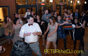 Fun times at Matt and Justin's wedding at Glenora Wine Cellars, Dundee, NY, 10/24/15