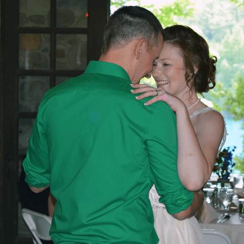 Wedding: Mackenzie and Jeremy at Green Lakes, Fayetteville, 6/18/16