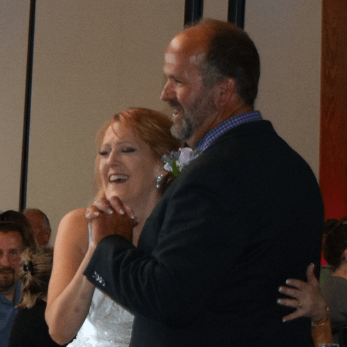 Anniversary: Christine and Richard's 25th at Logan Ridge Estates, 7/14/18