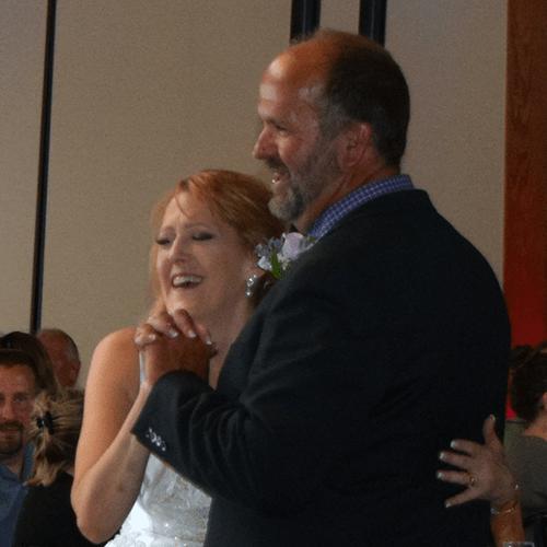 Anniversary: Christine and Richard's 25th at Logan Ridge Estates, 7/14/18