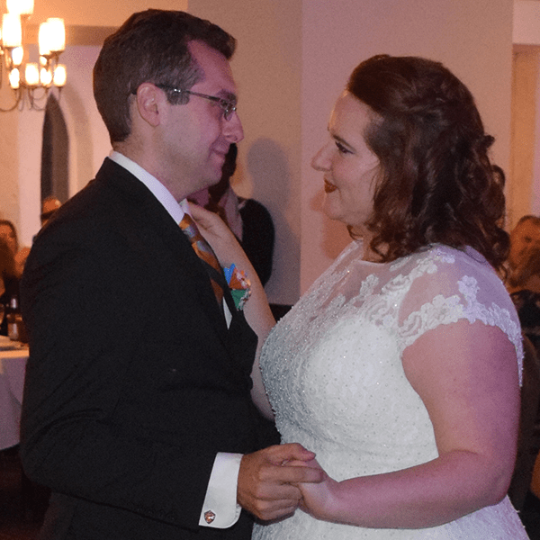 Wedding: Megan and Jimmy at Beardslee Castle, Little Falls, 10/20/18