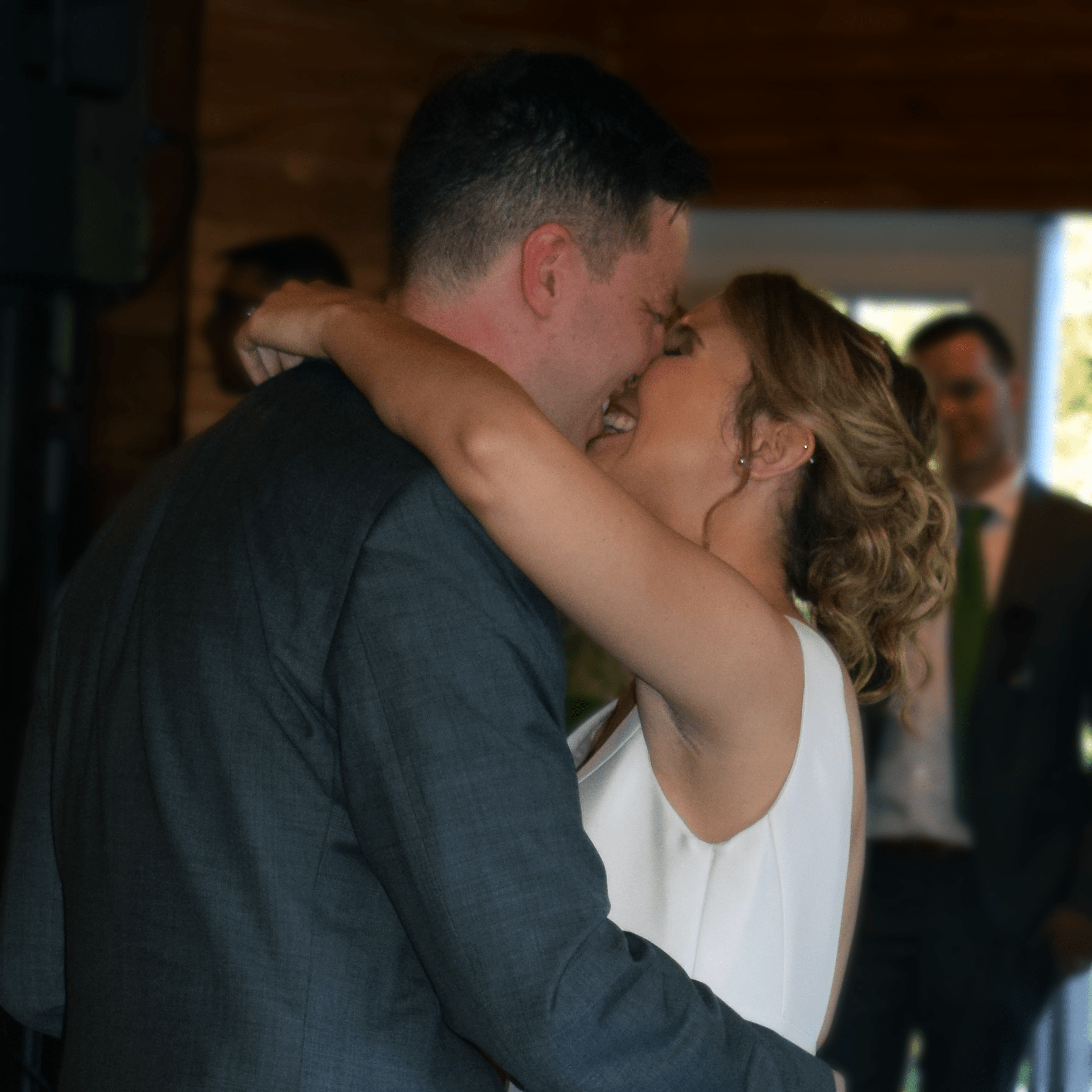 Wedding: Leigh and Kyle at Pumpelly House, Owego, 9/21/19