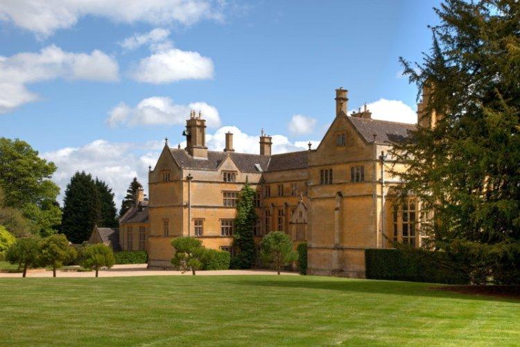 Audrey's ancestral home