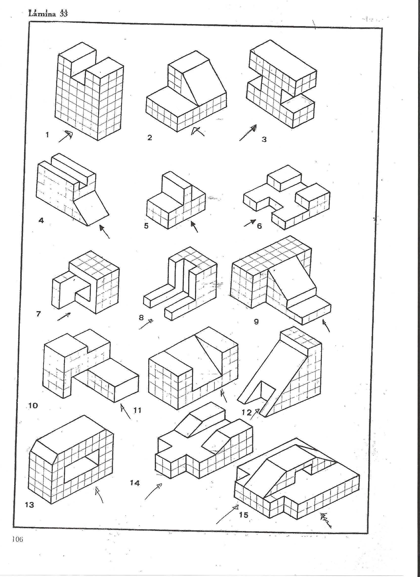 SANTOMÉ TIC: 27. Figuras 3D Google SketchUp.
