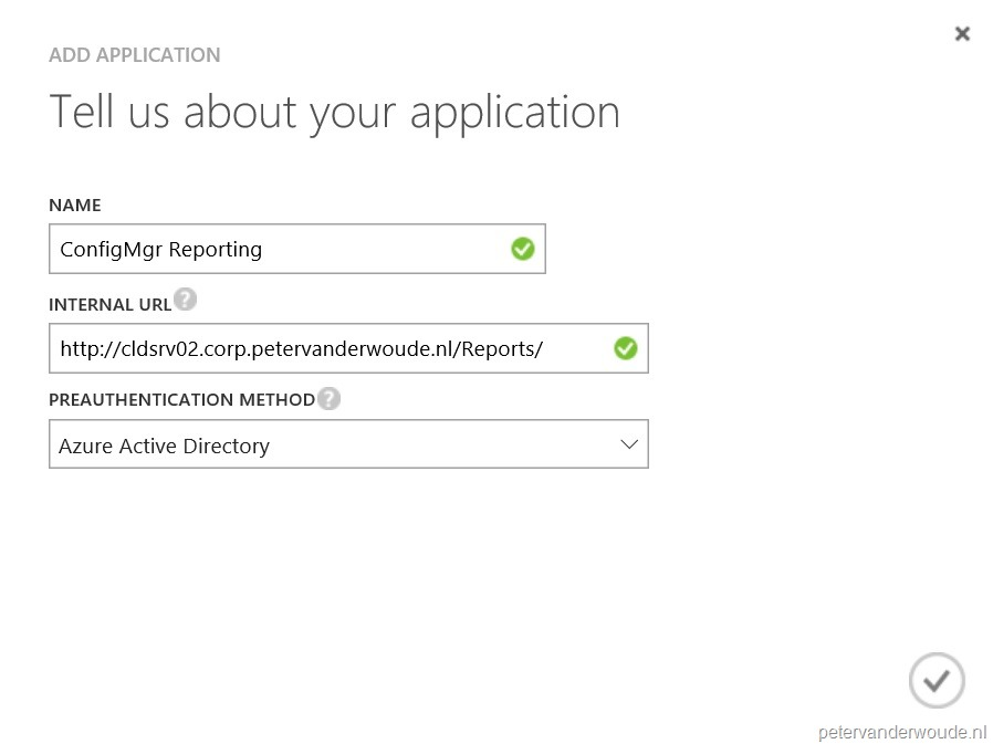 Conditional access for published ConfigMgr reports – More