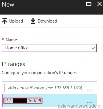Conditional access and named locations – More than just ConfigMgr