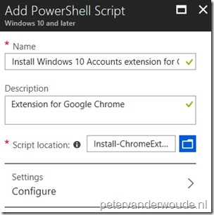 ChromeExtension-PowerShell-Intune