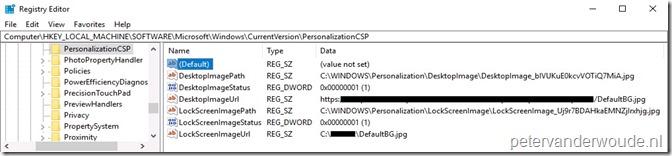 Registry_Personalization