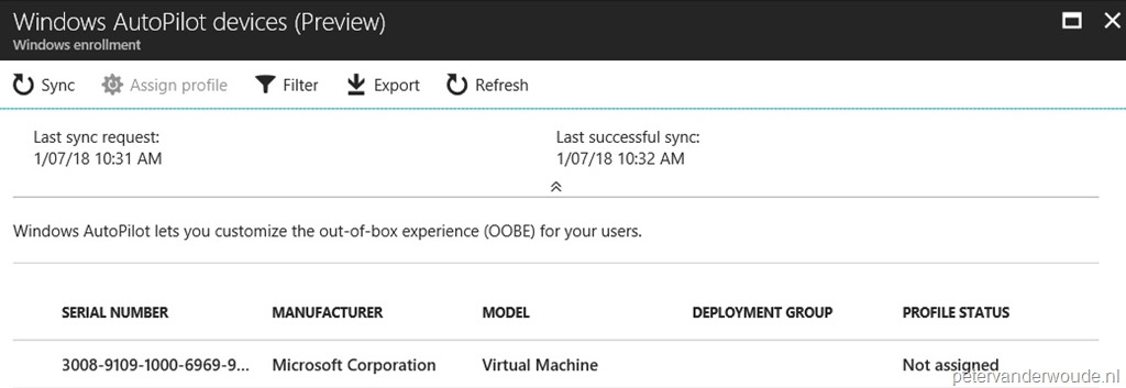 Manage Windows AutoPilot via Microsoft Intune – More than just ConfigMgr
