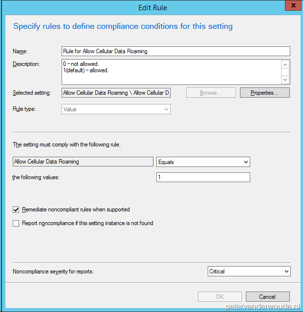 More than just ConfigMgr – Page 22 – Peter blogs about Configuration