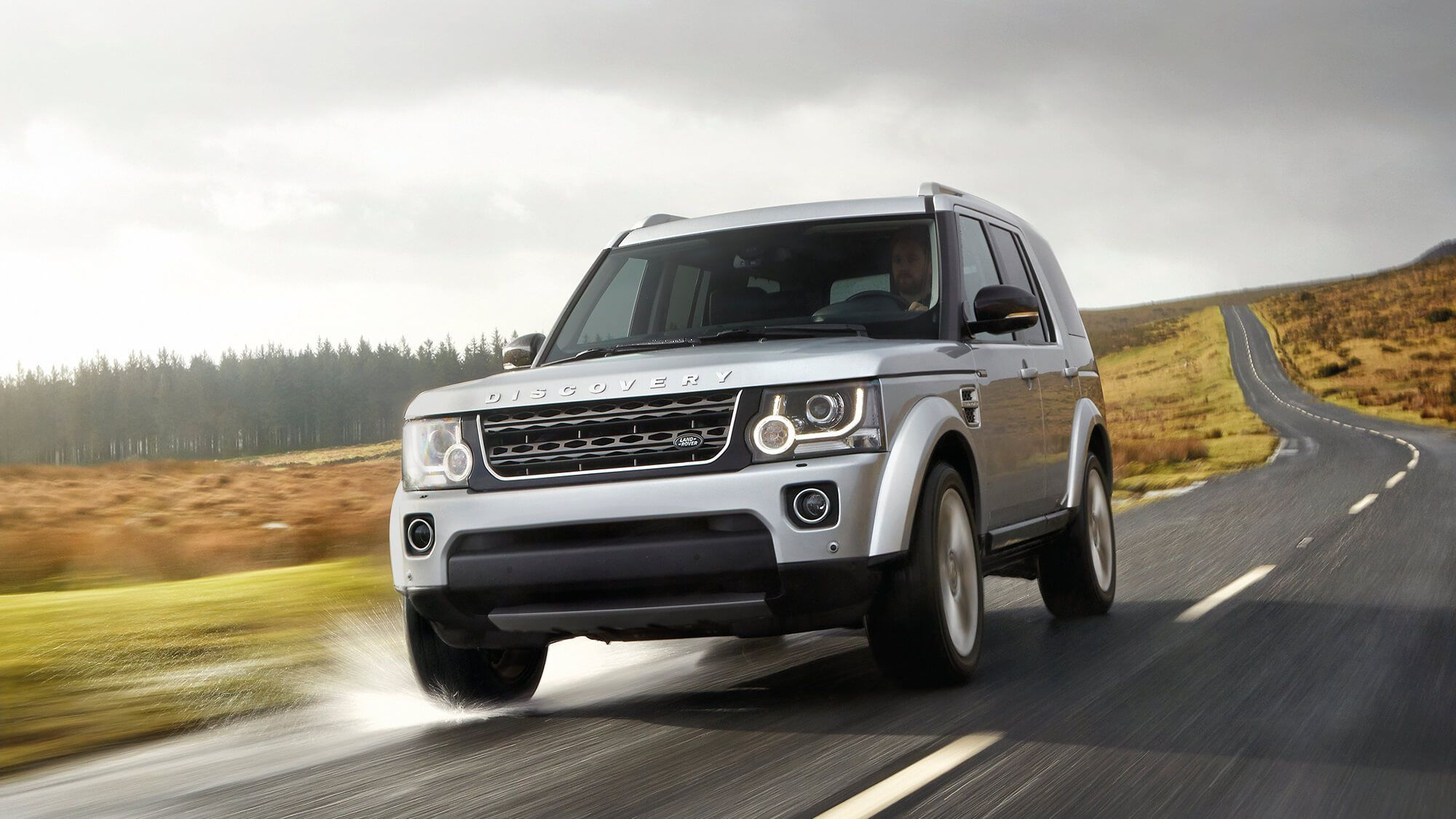 New Land Rover Discovery for Sale Finance & Part Exchange