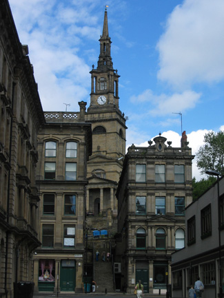 Northumberland Churches Newcastle Upon Tyne