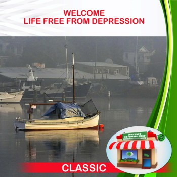 WELCOME LIFE FREE FROM DEPRESSION CLASSIC
