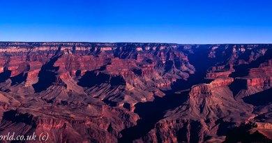 Grand Canyon South Rim Panorama (5)