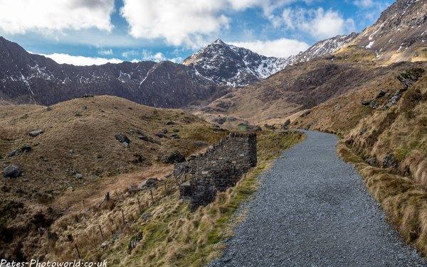 Path to Snowdon