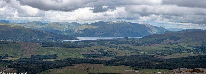 Great Glen and Hills of Knoydart