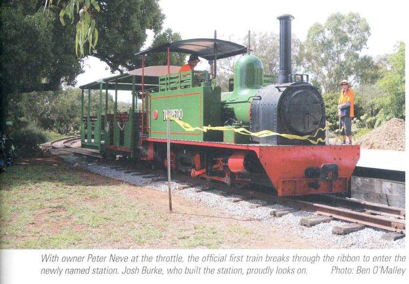 Light Railways Issue 255 Page 37