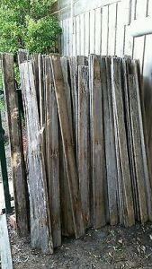 Old Fence Palings -- ideal as kindling
