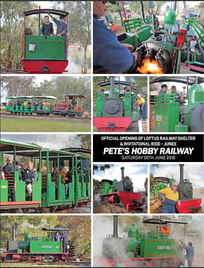 Torque July 6, 2018 Page 12 - Pete's Hobby Railway Gallery