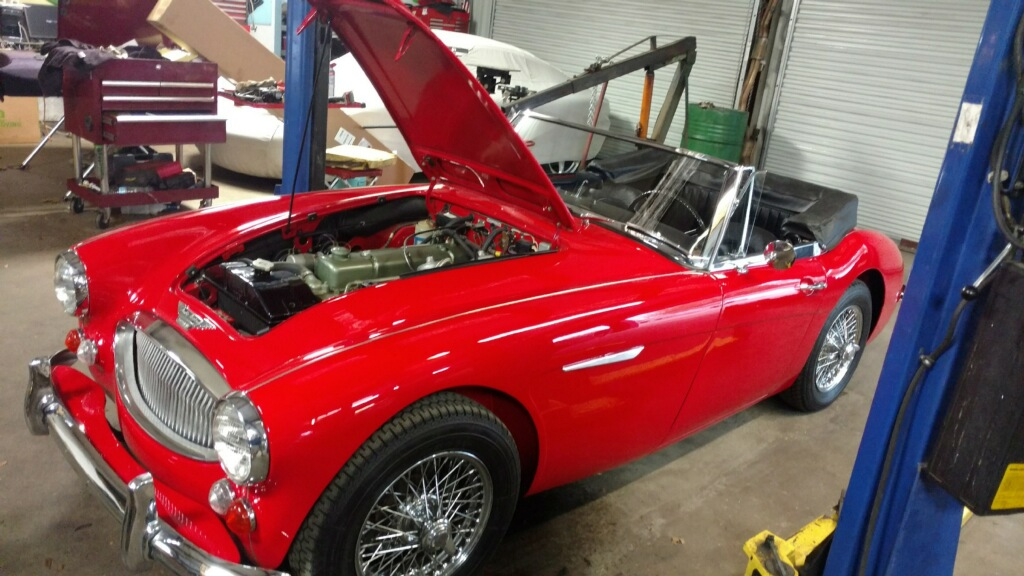 Classic Precision Foreign Automobile repairs done daily