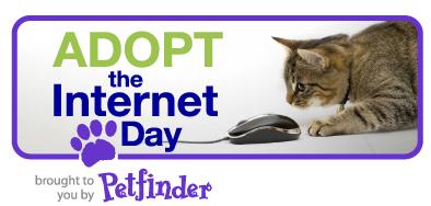 Petfinder.com Adopt-the-Internet Day