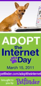 Petfinder Adopt-the-Internet Day