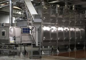 Wenger Manufacturing Enhanced Sanitary Dryer