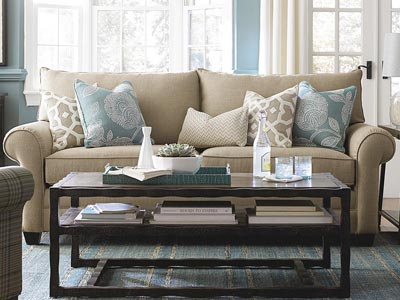 what is the best living room furniture for dogs wicker chair pet friendly sofas that can stand up to dog and bassett offers a wide selection of in an array fabrics styles addition this