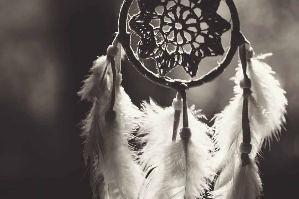 Picture of a dream catcher