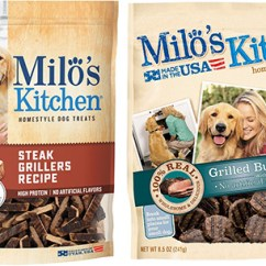 Milos Kitchen Tiffany Lighting Recalled Milo S Dog Treats Announcement Company News Release Dated March 22 2018 Archived Here What Was The Following Specific Sizes And Dates Of These
