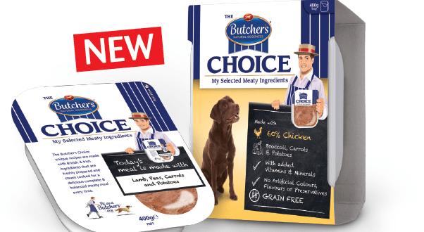 Butchers, Dog Food, Crufts