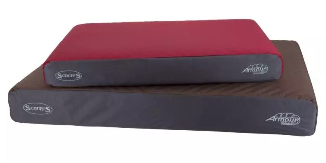 Scruffs® launches chew-resistant beds