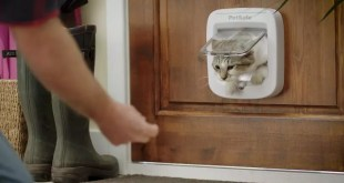 Microchip, PetSafe, Cat Flap