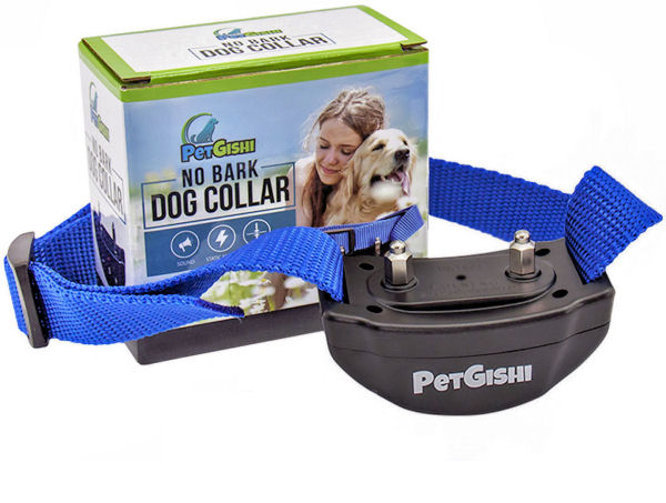 PetGishi No Bark Collar