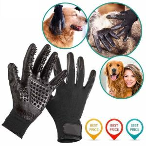 pair of grooming gloves