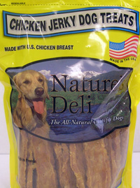 FDA: Don't feed certain Nature's Deli Chicken Jerky Dog treats