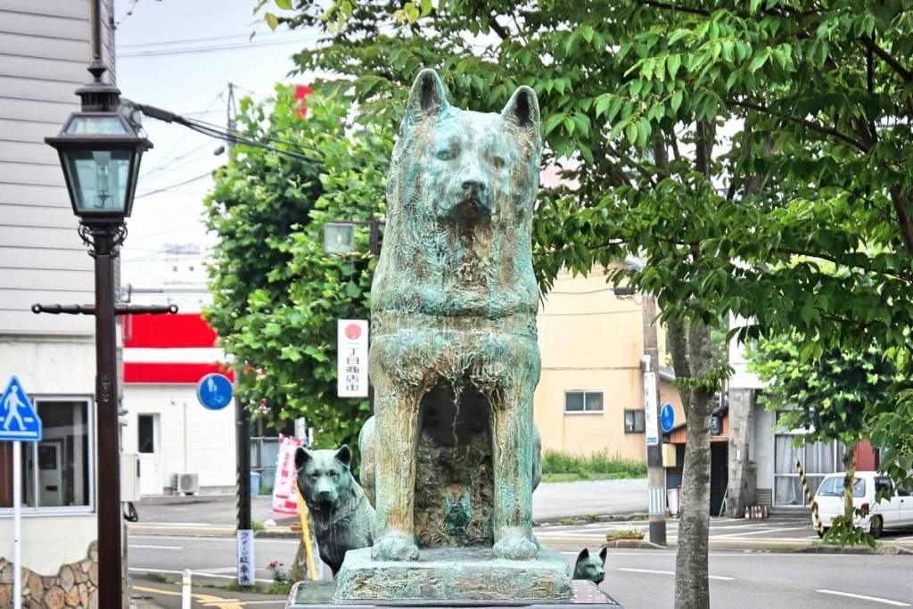 犬 ハチ公 秋田犬