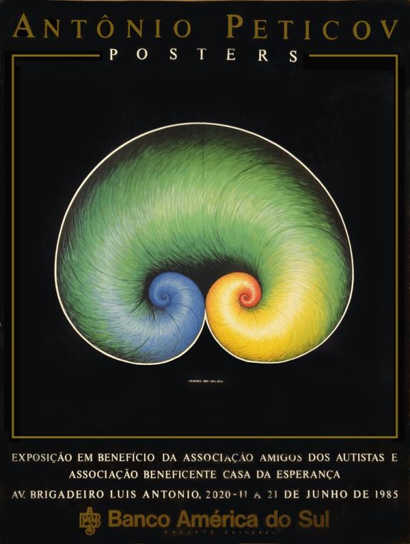 """Posters para Autistas – ""Hermes"""""