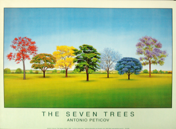 """""""The Seven Trees"""""""