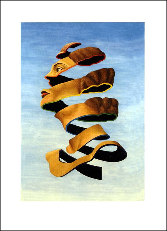 Hommage to M. C. Escher