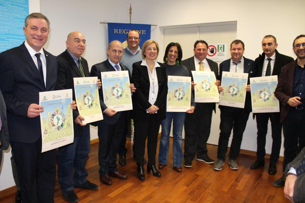 Ecoforum: Comuni ricicloni Calabria alla Cittadella regionale la premiazione