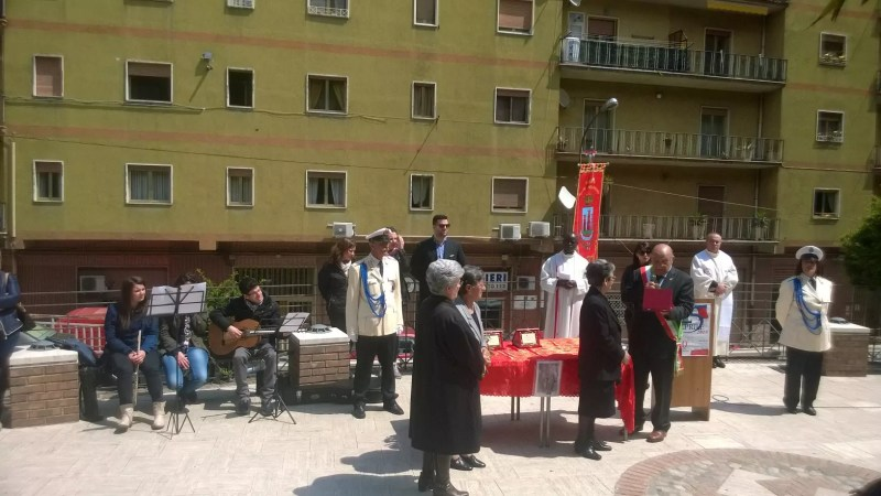 Il 25 Aprile a Petilia