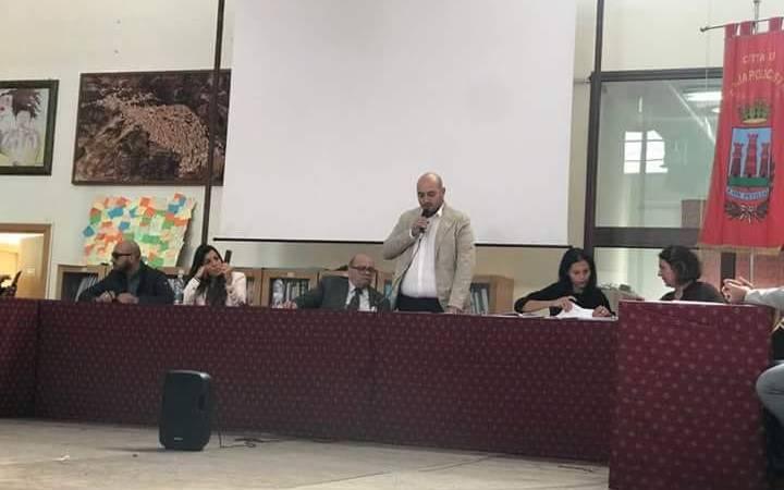 Francesco Schipani il nuovo presidente del Consiglio a Petilia