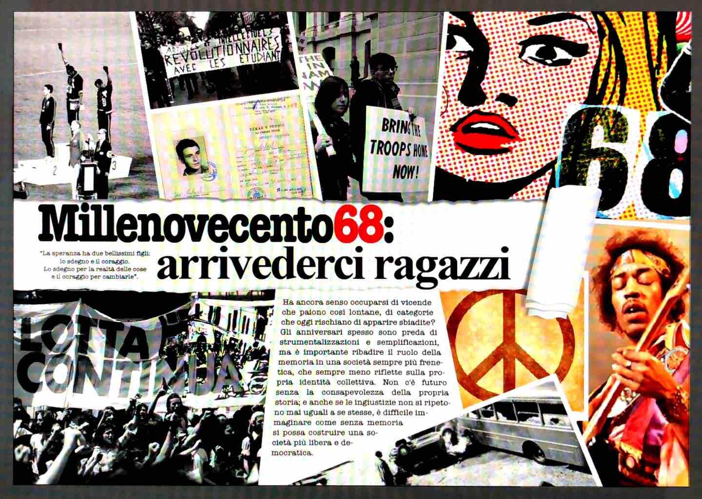 Il '68 raccontato dagli studenti di Santa Severina e Roccabernarda
