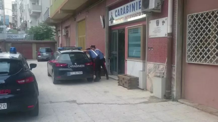 Arrestato per resistenza ed oltraggio a Pubblico Ufficiale